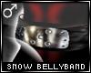 !T Snow bellyband [M]
