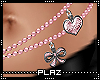 #Plaz# BellyChain Candyf