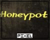 <Pp> HoneyPot  Neon Sign