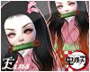 KNY Nezuko Hair [Orig]