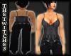 (TT) LG Black Pant Suit