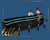 Art Deco bar