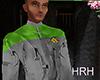 HRH ST Green Cadet