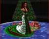 Embers Christmas Gown