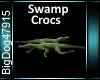 [BD]Swamp Crocs