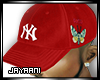 Yankee GG Hat Red M