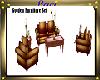 ~L~Golden Furniture Set