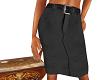 TF* Grey Straight Skirt