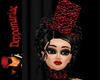 Marietta Top Hat Red