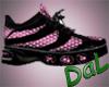HC Black n Pink Sports F