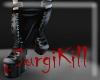SurgiKill Boots (BLK)