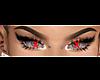 Malika, eyebrows.
