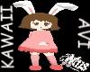 *Mus* Anime Pink Avi F/M