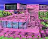 Pink Garden Villa