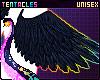 ⭐ Angel Wings Navy
