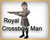 Royal Crossbow Man