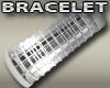 Steel Armour Bracelets