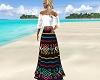 Boho Summer Skirt V2