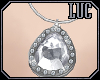 [luc] Necklace S Diamond