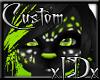 xIDx Lime Leopard Fur F