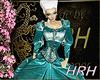 HRH Vintage VictorianBlu