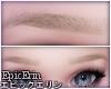 [E]*Natrual Blonde Brows