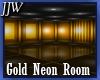 MK Gold Neon Room Deriva