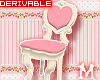 Heart Chair  DRV