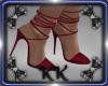 KK Rissa Heels Red