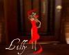 [LWR]Spiral Red Dress