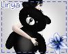 Huge Black Teddy Bear