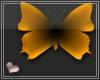 C. Butterfly - Orange.