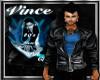Vince 80's Club Jacket