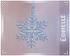 E~ Snowflake Earrings V1