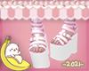 S! Kawaii Platforms Pink