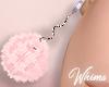 Candy Fur Earrings