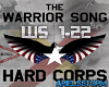 Hard Corps Warrior song