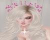 Pink-Silver Rose Crown