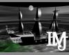 Midnight SilverRose Ship