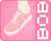 B` Kawaii Pink Shoes ~