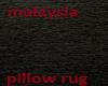 princess deya pillow rug