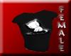 Black kitty T-shirt #3