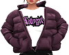 Babygirl puffa jacket