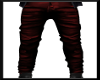xRx Red Leather Pants