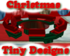 *T Christmas Table Couch