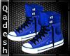 !Q! Converse  Blue