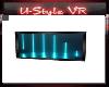 Animated light screen