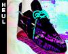 Sneakers Poetic Justice