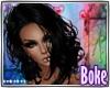 """♔""""Boke Aniya/Blk"""