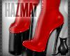 [CS] Hazmat Red Boots